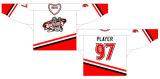 Liga de Hóquei de Ontário 1999-2015 personalizados Windsor Spitfires Hóquei no Gelo Jersey