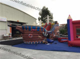 Personal o Commercial redditizio Inflatable Pirate Boat per Kids