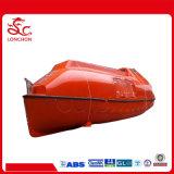 Barco salva-vidas totalmente incluido da versão da carga do G.R.P com preço do competidor