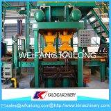 Linha de produção da carcaça de pressão de estática da alta qualidade