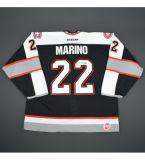 Настроить Echl в Брамптоне зверь мужская детей женщин-Марино наилучшее качество дешевые хоккей футболках Nikeid Goalit вырезать пользовательские любое имя любое число