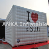 Aufblasbares bekanntmachendes Würfel-Festzelt-Riese-Zelt