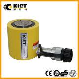 10t-100t hauteur inférieure cric hydraulique à simple effet