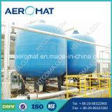 Réservoir FRP pour traitement des eaux usées Traitement des machines