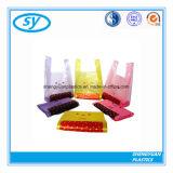 مصنع [ت-شيرت] رخيصة كيس من البلاستيك لأنّ تسوق