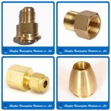 OEM Factory CNC Milling Usinado Brass Turning Parts