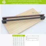 Maniglia di alluminio lunga classica della cucina della mobilia del nero dell'olio