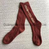 Personnalisé de haute qualité à la mi-chaussettes occasionnels de longueur de veau