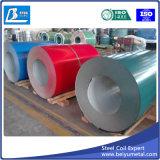 Vorgestrichenes galvanisiertes Stahlfarben-umhülltes Blech in den Ringen