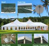 結婚式教会ホールのための300 Seaterの玄関ひさしのヨーロッパ様式のテント