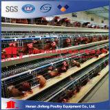 (JF2016)層の肉焼き器の若めんどりの養鶏場装置の自動鶏のケージ
