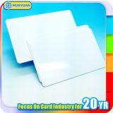 13.56MHz unbelegte MIFARE klassische Chipkarte Belüftung-4K weiße RFID