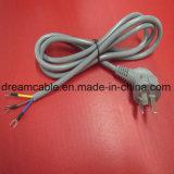 CCC 3pin de Chinese Kabel van de Hoogspanning met 4mm de Terminal van U