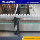 自動Eタバコのプラスチックびんの液体の詰物、栓をするおよびキャッピング機械