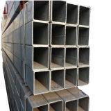 Структурных стальной трубы углерода полый стальной трубы прямоугольного сечения