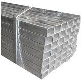 Tubazione d'acciaio rettangolare galvanizzata della sezione vuota d'acciaio