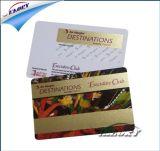 Scheda di visto in bianco di formato Cr80 della scheda di identificazione del PVC di Seaory