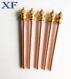 製造業者を満たす冷凍の部品のための銅の針アクセス弁
