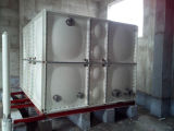 FRP GRP Schnittwasser-Sammelbehälter 50000 Liter