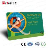カスタムサイズのフルカラーの印刷RFIDの公共交通機関のカード
