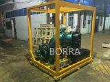 A água do motor diesel da bomba de desidratação