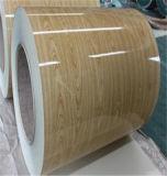Dach-Blatt strich galvanisierten Stahlring des ring-Ral9003 PPGI vor