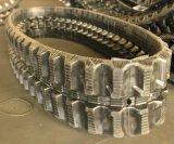 Trilha de borracha profissional (250X72X45) para a máquina escavadora de Kubota