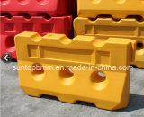 Großhandelsfahrzeug-Zaun-Fuss-Plastikverkehrs-Verkehrssicherheit-Sperre