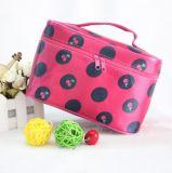 Alimentação no local de grande capacidade portátil saco cosmético/Espelho, sacos de viagem portátil sacos de lavagem/sacos de armazenamento com selecção de 4 cores