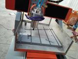소형 새기는 CNC 대패 기계 3030 모형