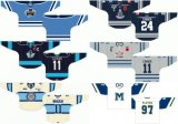 Настраиваемые Онтарио хоккейной лиги Миссисауга Steelheads 2001-2012 альтернативных и специальное мероприятие по хоккею Джерси