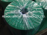 grünes externes Isolierungs-Fiberglas-Ineinander greifen der Wand-160g der Baumaterialien