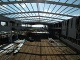 鋼鉄研修会の倉庫の建物は南アフリカ共和国にインストールする