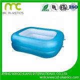 Juguetes inflables plásticos hechos por la película del PVC