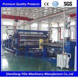 Máquina de extrudado plástica del color del PVC de la belleza de la alfombra de seda doble del aerosol