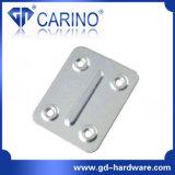 (W531) 철 금속 벽 커튼 편평한 코너 버팀대