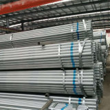 Tuyau en acier sans soudure Gi section creuse en fer prix par kg de tuyaux en acier