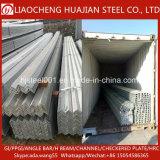 構築の構造熱間圧延の熱いすくいの電流を通された鋼鉄角度