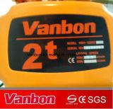 grua 2ton Chain elétrica com a grua reparada gancho (WBH-02001SF)
