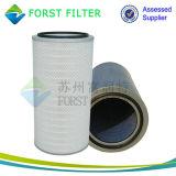 Patroon van de Filter van de Lucht van de Collector van het Stof van de Fabriek van Forst de Naar maat gemaakte