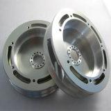 Personnalisé de pièces de métal en aluminium anodisé tournant pour la connexion