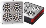 Novas culturas hidropónicas 180W 60*3W LED luzes de crescimento de plantas de interior
