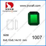Crystal dos plat accessoires du vêtement (1007)