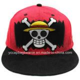 100% acrílico New Flat Brim Era Snapback Hat Boné de beisebol