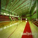 L'intérieur de basket-ball feuille de revêtement de sol en vinyle PVC fabriqués en Chine usine