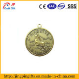 Zinc Alloy Die Casting Ancient Color Medal