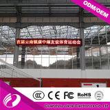 El mensaje Draphics Función de visualización y panel de la pantalla LED de uso al aire libre