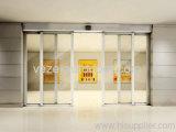 Veze telescópico automática Puerta corrediza de vidrio