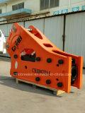 Interruttore idraulico del diametro 155mm dello scalpello Sb121 per l'escavatore 28-35ton
