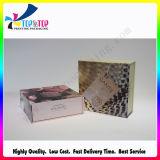 OEM Caja de papel reciclado de envases cosméticos Serigrafía